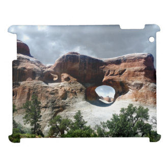 Arches National Park South window from the Back Cover For The iPad