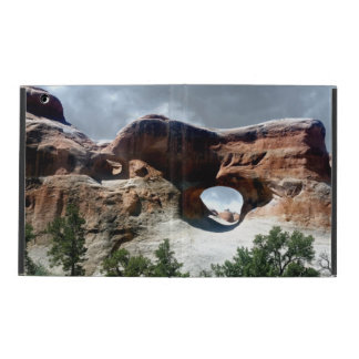 Arches National Park South window from the Back iPad Cover