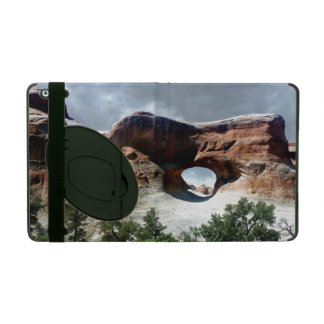 Arches National Park South window from the Back iPad Folio Cases