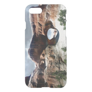 Arches National Park South window from the Back iPhone 7 Case