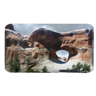 Arches National Park South window from the Back iPod Touch Case