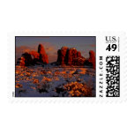 Arches National Park Stamp