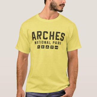 Arches National Park Tshirt (light)
