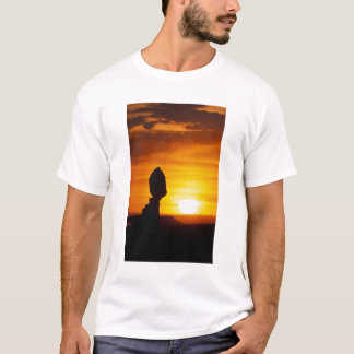 Arches National Park, UT Balance Rock at T-Shirt
