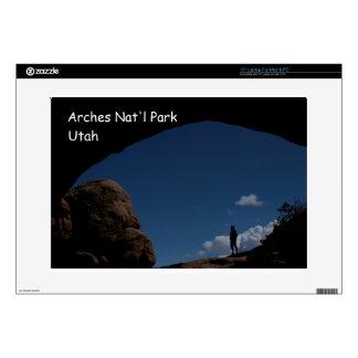 Arches National Park, UT Laptop Decals