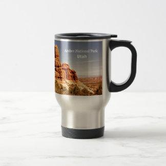 Arches National Park, UT Travel Mug