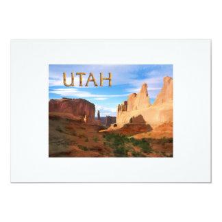 Arches National Park UTAH Card