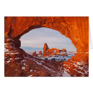 Arches National Park, Utah Card