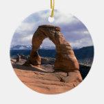 Arches National Park, Utah Ceramic Ornament