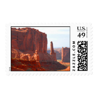 Arches National Park, UTAH Postage