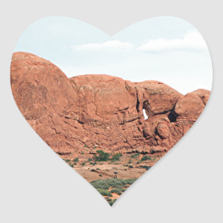 Arches National Park, Utah, USA 14 Heart Stickers