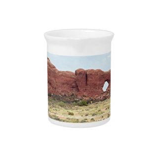 Arches National Park, Utah, USA 15 Beverage Pitcher