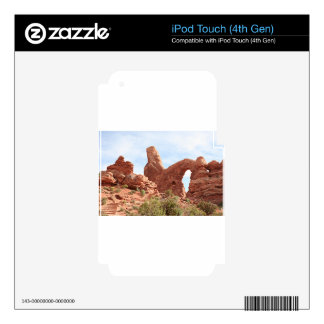Arches National Park, Utah, USA 17 iPod Touch 4G Decals