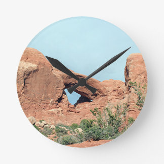 Arches National Park, Utah, USA 18 Round Clock