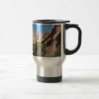 Arches National Park, Utah, USA 4 Travel Mug