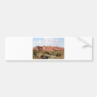 Arches National Park, Utah, USA 6 Bumper Sticker