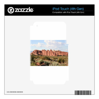 Arches National Park, Utah, USA 6 iPod Touch 4G Decal