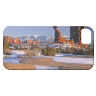 ARCHES NATIONAL PARK, UTAH. USA. Balanced Rock iPhone SE/5/5s Case