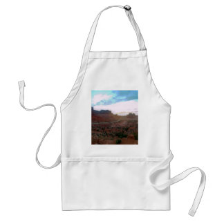 Arches National Park Viewpoint Adult Apron