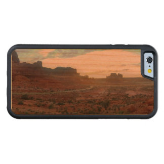 Arches National Park Viewpoint Carved® Cherry iPhone 6 Bumper