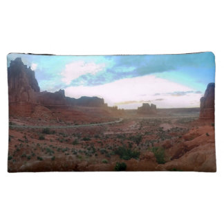 Arches National Park Viewpoint Cosmetic Bag