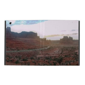 Arches National Park Viewpoint iPad Case