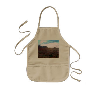 Arches National Park Viewpoint Kids' Apron