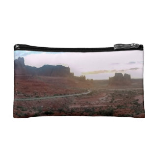 Arches National Park Viewpoint Makeup Bag