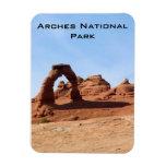 Arches National Park Vinyl Magnet