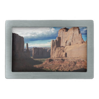 Arches National Park Wall Street Belt Buckle