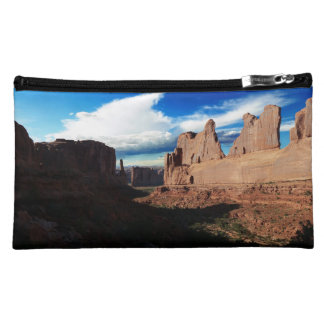 Arches National Park Wall Street Makeup Bag