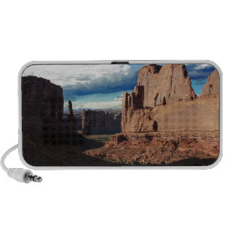 Arches National Park Wall Street Portable Speaker