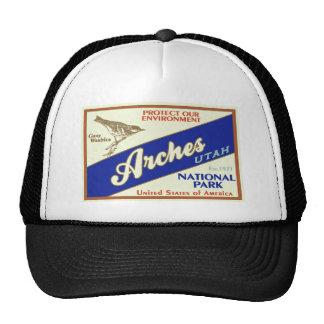 Arches National Park (Warbler) Trucker Hat