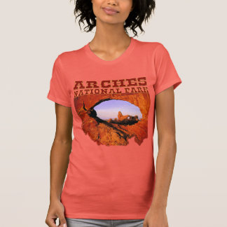 Arches National Park Women's Tee Shirts