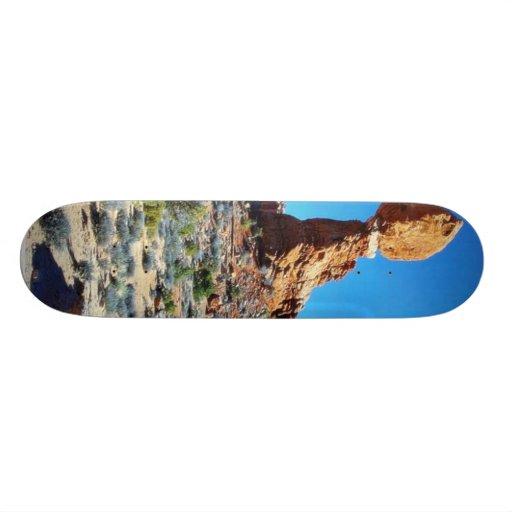 Arches National Parks Balancing Stones Balanced Skateboard