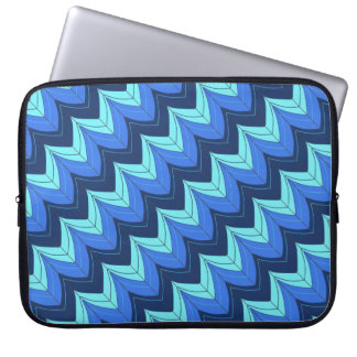 Arches on the diagonal laptop sleeve