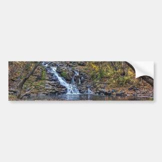 Arches Over Chester Creek Bumper Sticker