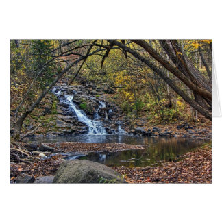 Arches Over Chester Creek Greeting Card