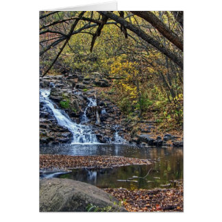 Arches Over Chester Creek Greeting Cards