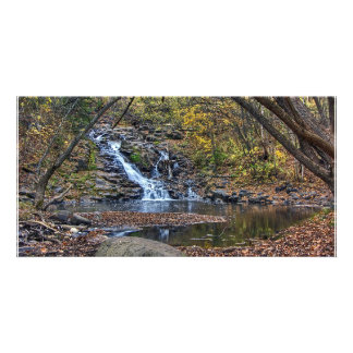 Arches Over Chester Creek Photo Card