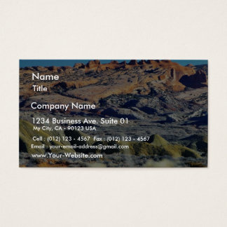 Arches Park Business Card