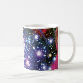 Arches Star Cluster Colorful Artist Impression Coffee Mug