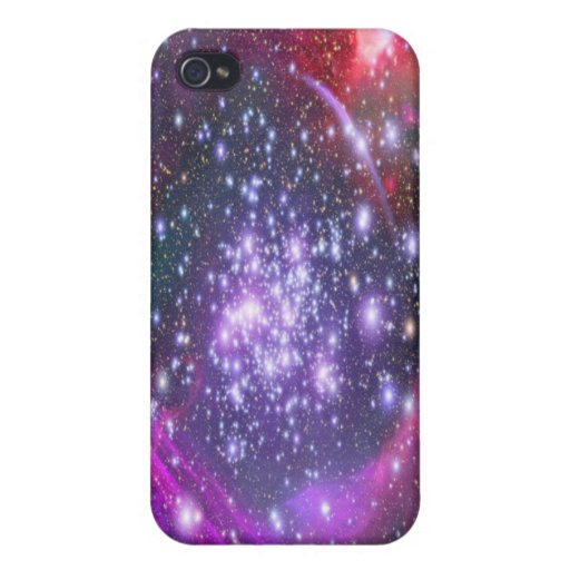 Arches Star Cluster Milky Way Galaxy iPhone Case iPhone 4 Case