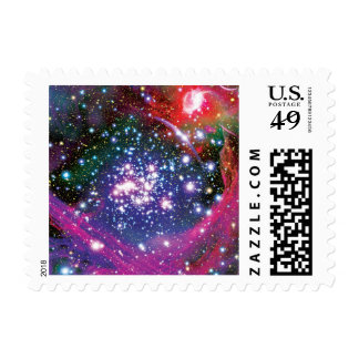 Arches Star Cluster Postage