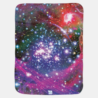 Arches Star Cluster Swaddle Blanket