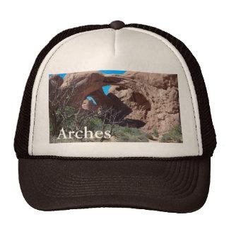 Arches Vacation Souvenir Cap Trucker Hat