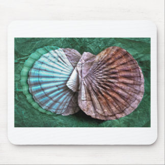 Archetypal maritime structures mouse pad