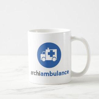 Archi-Ambulance Coffee Mug