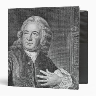 Archibald Bower, engraved by J. Hollonray Binder