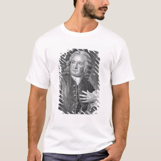 Archibald Bower, engraved by J. Hollonray T-Shirt